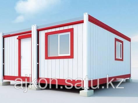 Утепленные контейнера, столовые, блок-модули, прорабские, бытовки, фотография 4