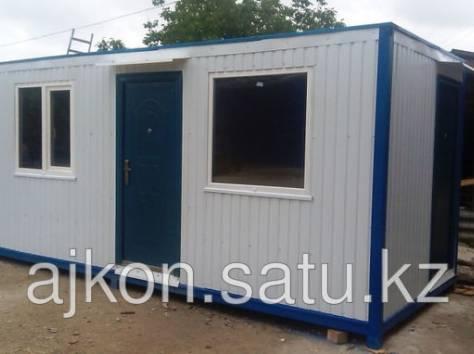 Утепленные контейнера, столовые, блок-модули, прорабские, бытовки, фотография 5