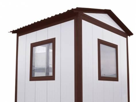 Утепленные контейнера, столовые, блок-модули, прорабские, бытовки, фотография 8
