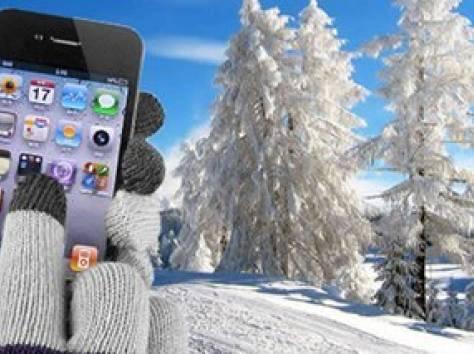 Перчатки для сенсорных телефонов, фотография 2