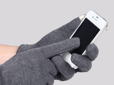 Перчатки для сенсорных телефонов, фотография 4