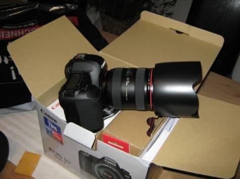 Canon EOS 5D Mark III 22,3 МП цифровая камера, фотография 1