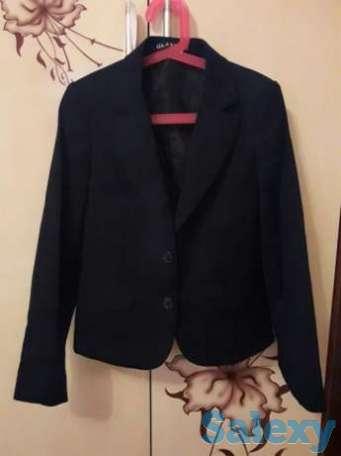 Школьный пиджак для девочки GLASMAN, фотография 1