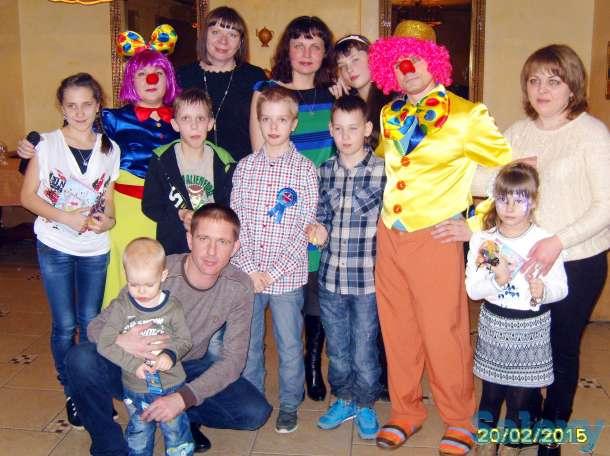 Клоуны в Экибастузе, Тип-Топ и Веселинка, фотография 3