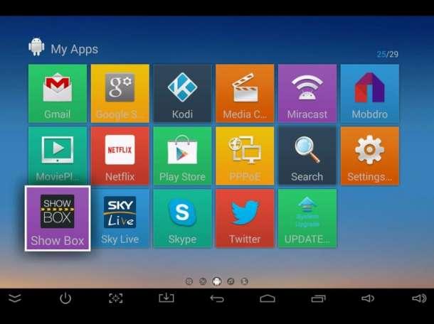 Android TV Андроид ТВ приставка Смарт ТВ Интернет телевидение, фотография 5
