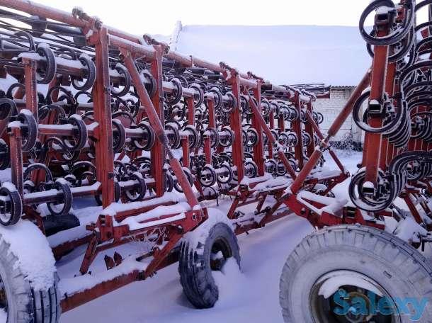 Продам культиваторы блочно-модульные КУБМ - 14,7 «Гектор» (возможен торг), фотография 8