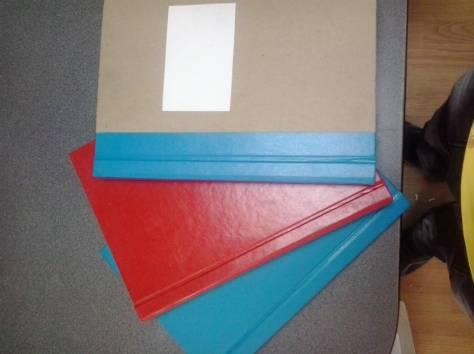 Переплет бухгалтерских документов ,архивных,кадровых,офисных   , , фотография 5