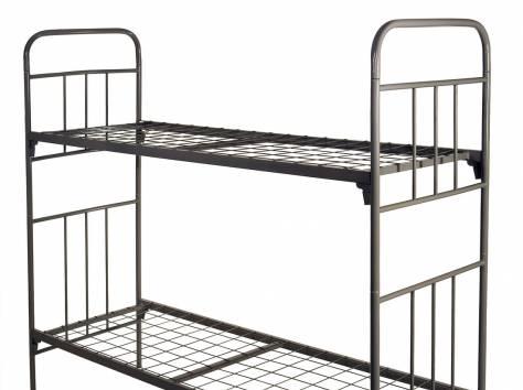 Металлические кровати для гостиниц, больниц, лагерей. Опт, низкие цены, фотография 7