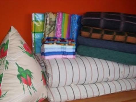 Металлические кровати с ДСП спинками, кровати двухъярусные железные., фотография 1