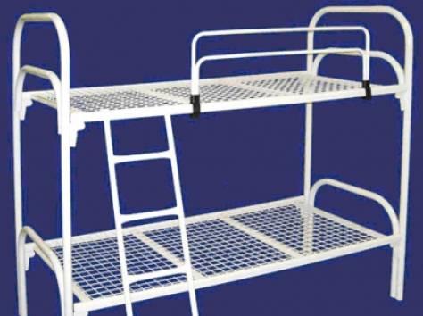 Металлические кровати оптом от производителя., фотография 4