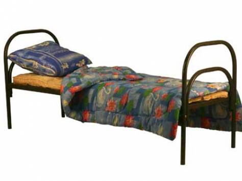 Металлические кровати оптом от производителя., фотография 5