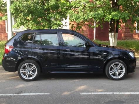 Продам BMW X3 M-пакет 2011 г.в., фотография 1