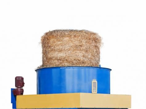 Измельчители рулонов сена от компании ТОО «АзияТехМаш»., фотография 1