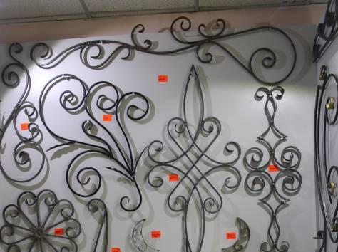Кованные элементы, фотография 1