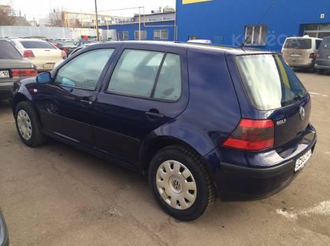VW Golf 4 2001, 1.6, фотография 1