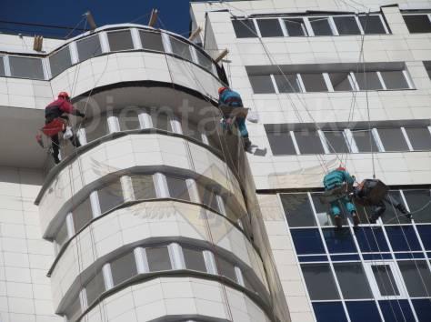 Промышленные альпинисты Алматы., фотография 2
