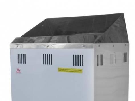 электрическая печь, электрокаменка для сауны от 3-24 кВт , 220В,380В.  Туркестан, фотография 1