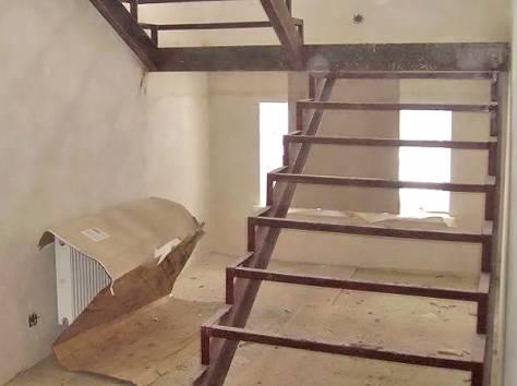 Как сделать лестницу своими руками из металла видео