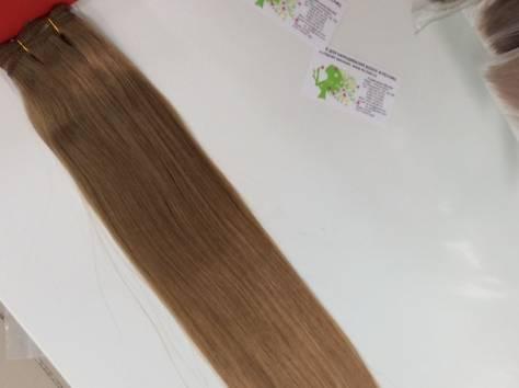 Натуральные волосы на заколках , фотография 2