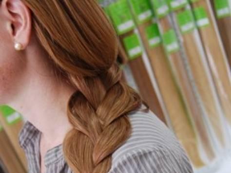 Натуральные волосы на заколках , фотография 5