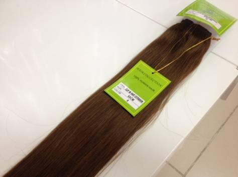 Натуральные волосы на заколках , фотография 3