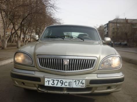 ГАЗ 31105 Волга, 2005, фотография 1