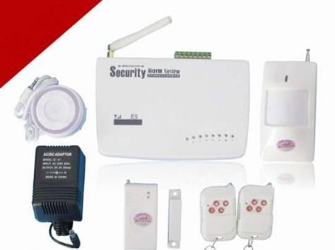 установка GSM сигнализация дома и квартир, фотография 1