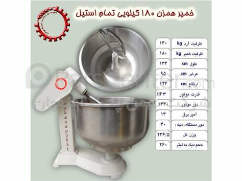 Хлебопекарное оборудование в Астане, фотография 3