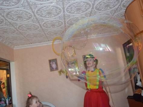 Шоу мыльных пузырей астана, фотография 11