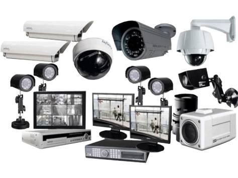 Установка систем видеонаблюдения , фотография 1