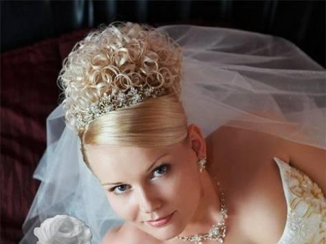 Свадебная прическа и макияж Алматы, фотография 1
