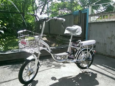 ЭлектроВелосипед, фотография 1