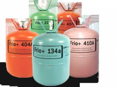 Куплю ФРЕОНЫ R12, R22, R134, R410, R507.и фреоновое масло, фотография 1