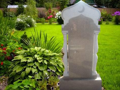 Памятники надгробные плиты облагораживание могил, фотография 2