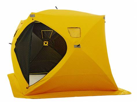 Палатка для зимней рыбалки Призма, фотография 2