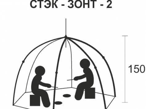 Зимняя Палатка Cтэк Elite двухместная, фотография 2