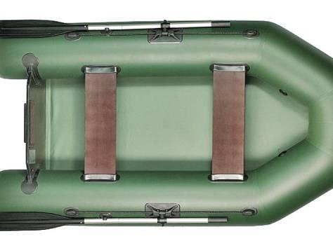 Надувная лодка пвх Витязь 2850, фотография 3