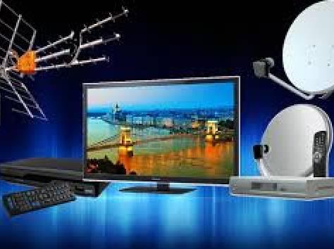 Продажа, установка и настройка спутникового телевидения, фотография 1