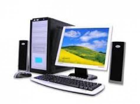 Компьютер - Intel Core 2 DUO 2 ядра, 2800 MHz, ОЗУ-DDR2 4Gb 800 Mgz, HDD 500Tb, фотография 1