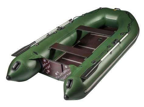 Лодка ПВХ Ривьера 3200 СК, фотография 4