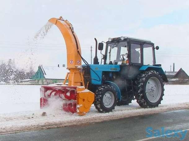 Снегоуборщик на базе трактора МТЗ!, фотография 6