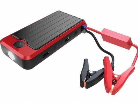 Портативное пуско-зарядное устройство автомобильное, фотография 1