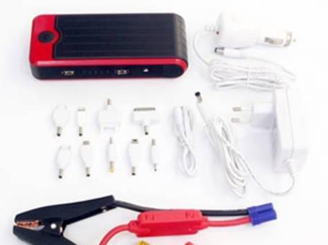 Портативное пуско-зарядное устройство автомобильное, фотография 2