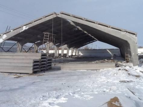 Строительство складов, ангаров из своих материалов, фотография 1