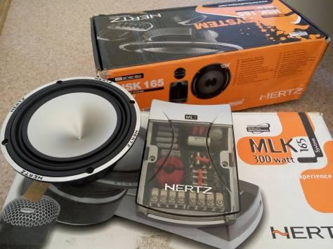 аудиосистема Hertz, фотография 1