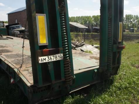 Полно приводный тягач МАЗ 642508-233+ТРАЛ 60 ТОНН, фотография 5