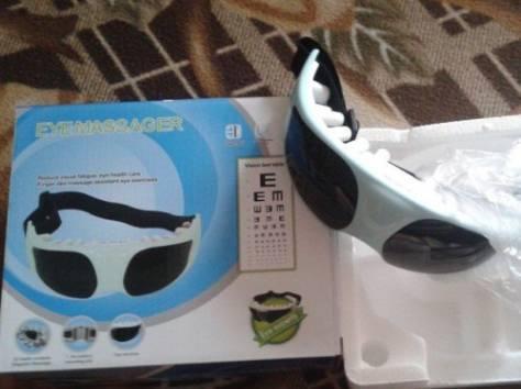 Электрический глаз массажер 23037 , фотография 3