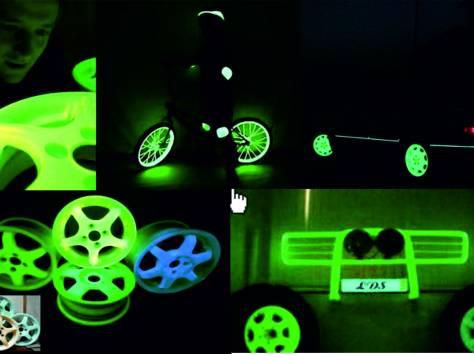 Светящиеся краски Люминофор, фотография 4