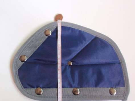 Держатель накладка на ремень безопасности заднего сидения  адаптер 36002 , фотография 2