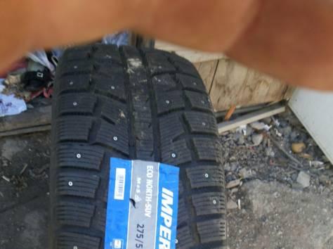 Продам навык комплект шин, фотография 1